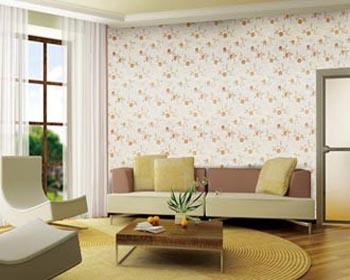 无缝墙布的选购技巧与配色方案