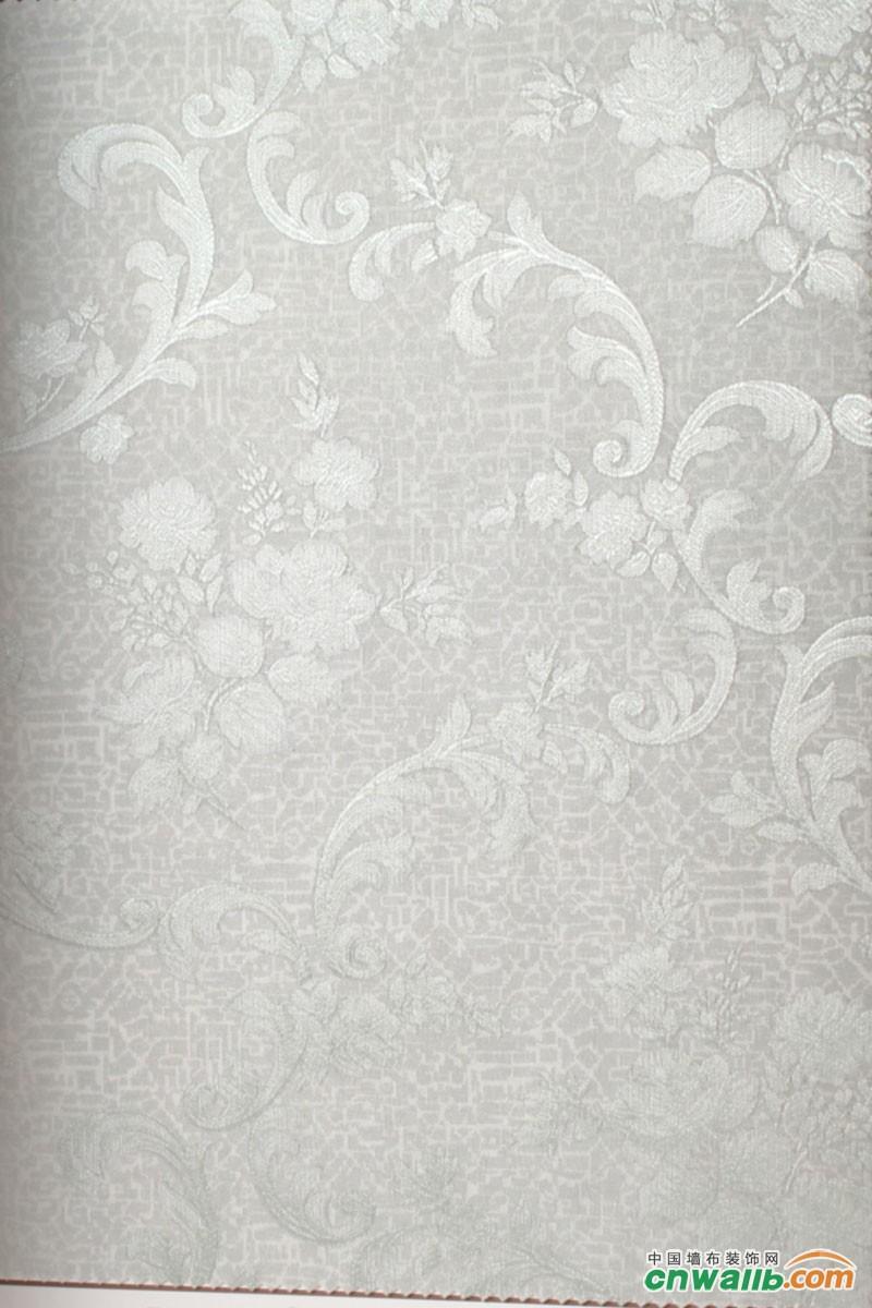 墙布wsb-15h-05 蓝灰色,庄重典雅,适合各种百搭装饰.