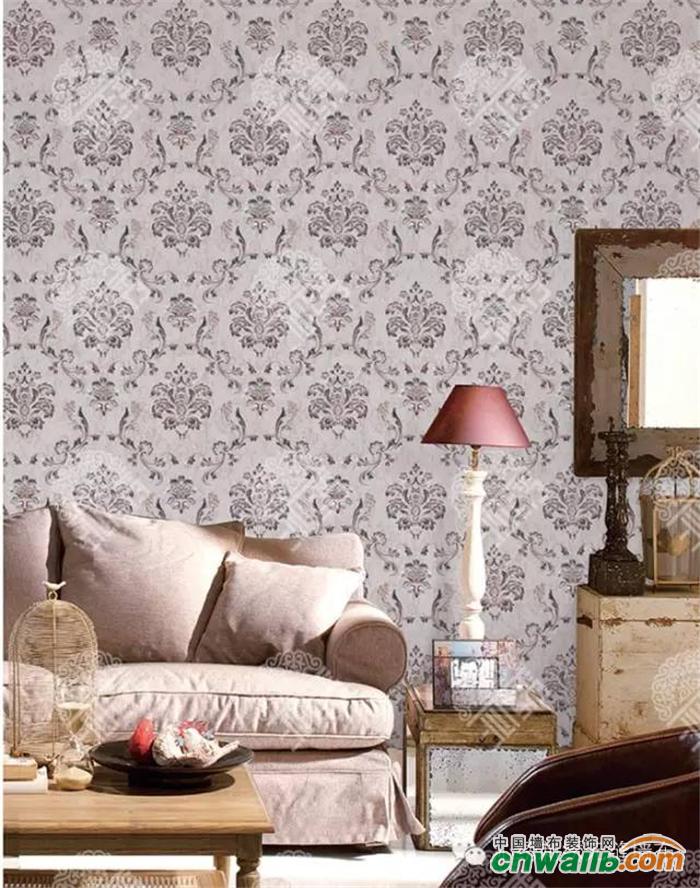 沁绣墙布为您打造完美气质家