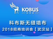 科布斯无缝墙布7月招商培训会——武汉站 (219播放)