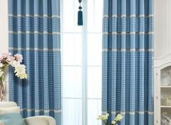 现代唯美风格窗帘效果图 梦莱幔窗帘装修效果图 (9)
