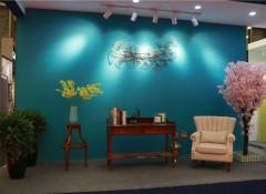 上海墙布展:七特丽墙布打破黑白灰,给你清幽静美的多彩生活——产品赏析