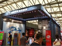 上海墙布展:锦尚帛美演绎墙布美学,这才叫真材实料