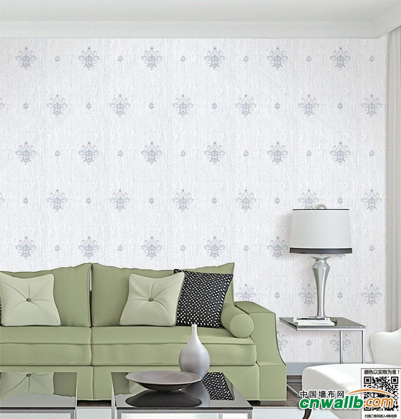 壁尚墙布产品2018最新装修效果图,背景墙装修图