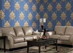 丽绣刺绣墙布4种风格装修案例,各风格装修效果图