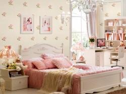 高档卡通刺绣适用儿童房间