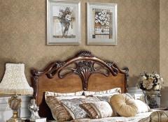 莺牌艺术墙布温馨系列欧式风格装修图