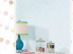 摩登野兽墙布泰迪熊系列产品图,儿童房装修效果图