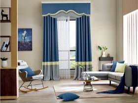 布之美窗帘现代风格装修图,现代风窗效果图