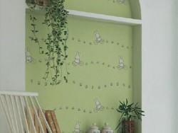 日本进口壁纸 丽彩壁纸墙纸LV-1070 LV-1391