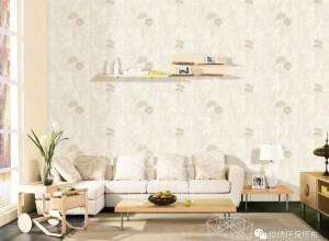 俊绣环保墙布各种风格背景墙超赞墙布搭配