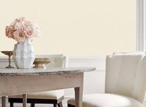 壁虎墙布简约风格效果图,素色墙布脱颖而出