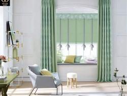 优特尔窗帘棉麻系列