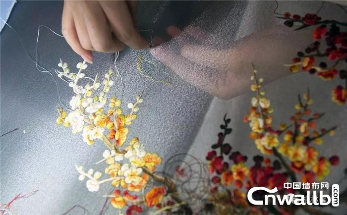 格林馨语,带你领略刺绣工艺的美!