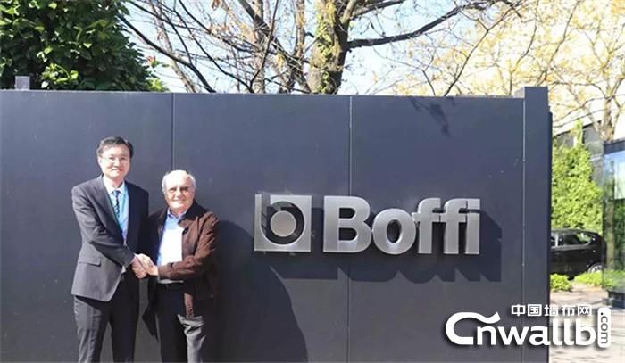 雅诗澜受邀出席米兰家具展,和世界顶级厨具品牌Boffi品鉴潮流生活