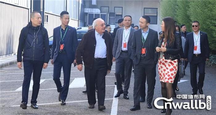 """可罗雅品牌CEO赴米兰正式开启""""意大利设计先锋行"""""""