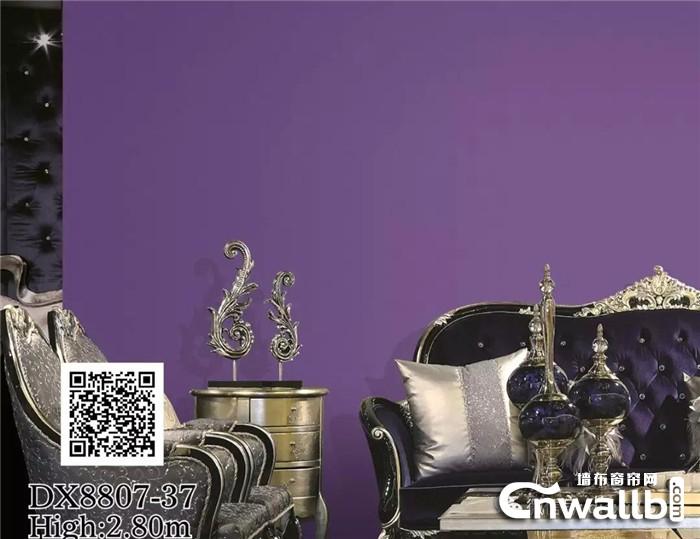 贴墙布还有这么多优点和实用性?蝶绣刷新视野了