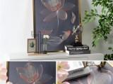 沁绣·四季软装新品赏析,清新高雅装饰画系列 (1997播放)
