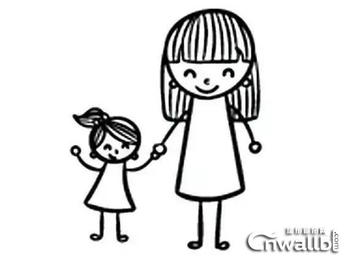沁绣祝所有伟大的妈妈,母亲节快乐!