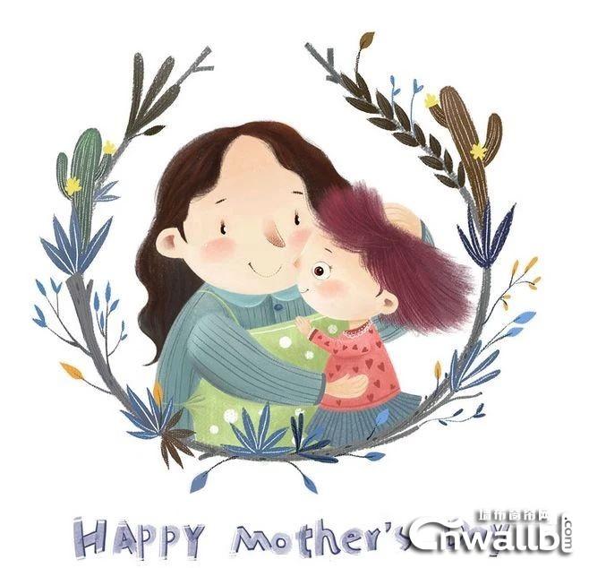 母亲节,让爱弥漫,沐丝国际祝所有母亲节日快乐!