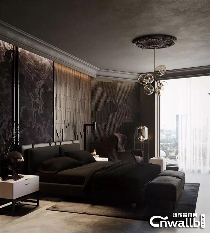 如何打造富有立体感的墙面?一起来和丽绣看看吧!