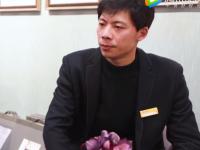 墙布展:雅绣之家品牌创始人汪煜伟采访视频