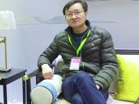 墙布展:雅诗澜墙布董事长邹胜平采访视频