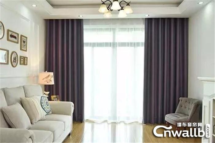 实而不贵的窗帘选择,只要还是看布料