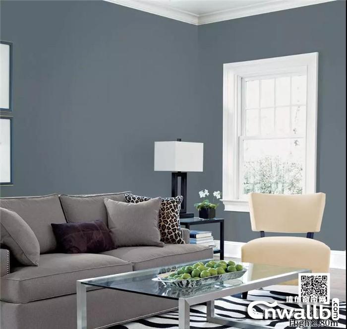 怎样搭配出最符合气质的墙布颜色?蝶绣来教你