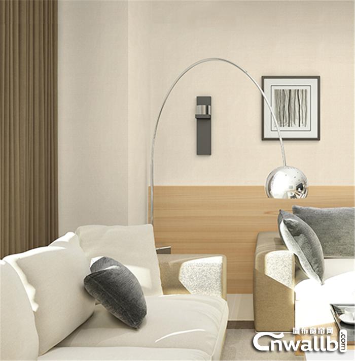 蒙特罗无缝墙布的优点有哪些?蒙特罗墙布效果好不好?