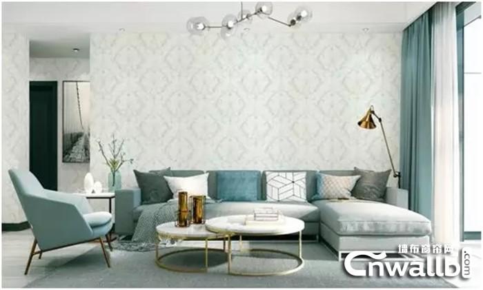 沁绣墙布 打造属于你的家居灵魂