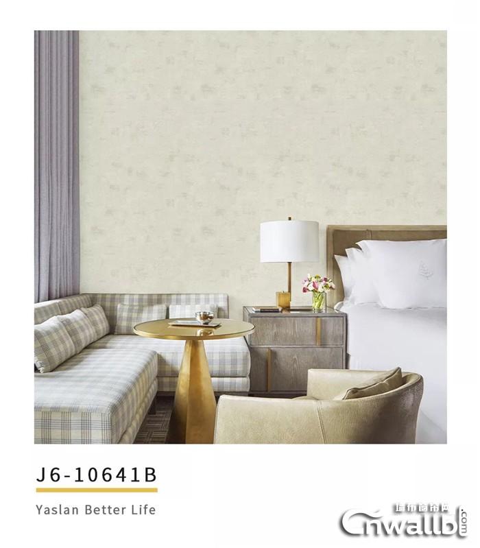刚柔并济 雅诗澜J系列墙布 展现质感肌理魅力