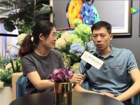 展会专访丨雅绣之家汪煜伟:以软装一体化为方向,将流行元素融入产品研发