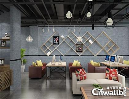 锦尚帛美墙布营造灰色空间,增加生活的仪式感!