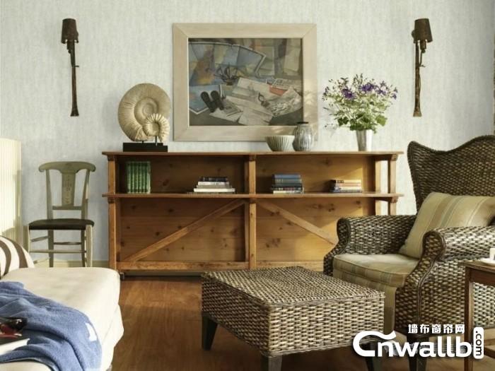 锦尚帛美墙布八大风格哪个是你心怡的款?