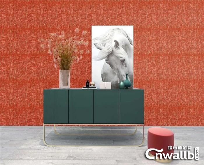 收下这份来自凡情艺术墙布的色彩健康学!