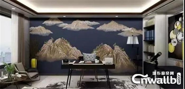 想要改善空间效果,如何搭配墙布?