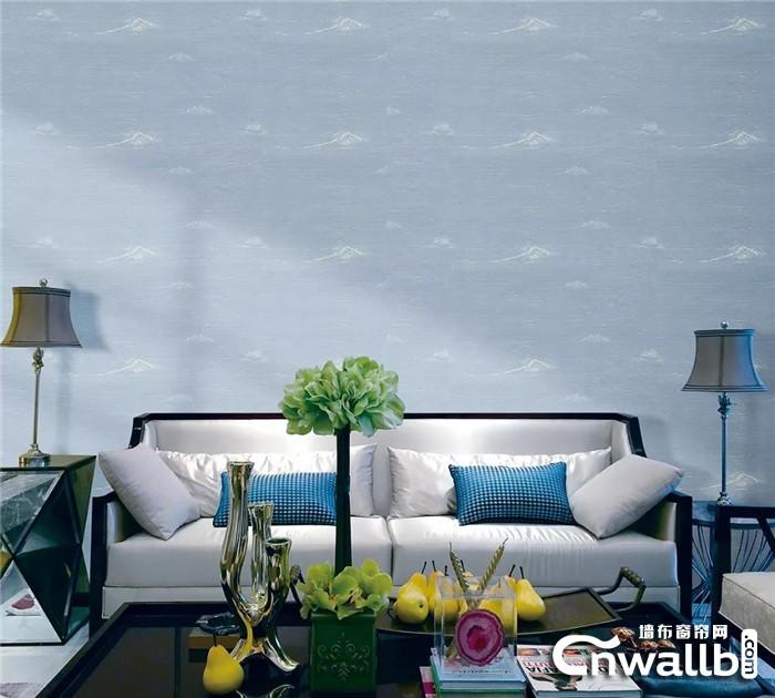 合适的墙布搭配方法让家焕然一新!