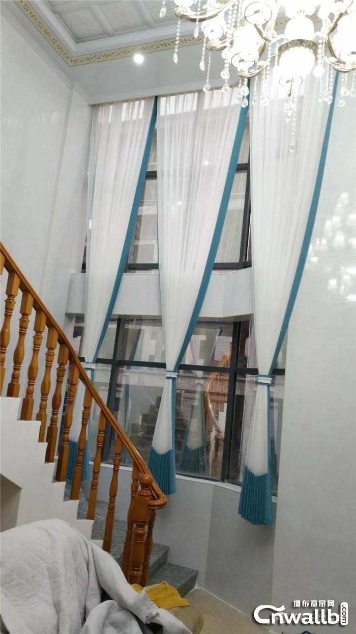 锦尚帛美墙布分享窗帘搭配小知识,让你的家焕然一新!