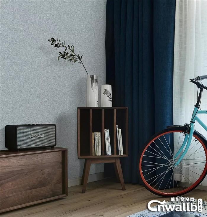 锦尚帛美墙布教你如何避开错误,选择高质量的墙布!