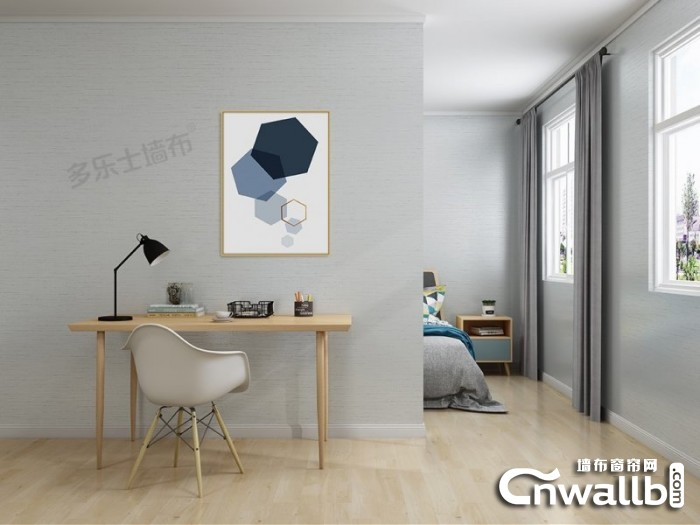 多乐士墙布几款风格各异的装修效果图