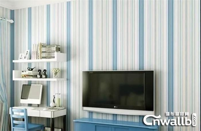 选择无缝墙布,让家居立即完美起来!