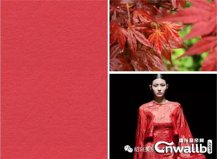 天衣无缝带您探索2019秋冬的5种流行色彩!
