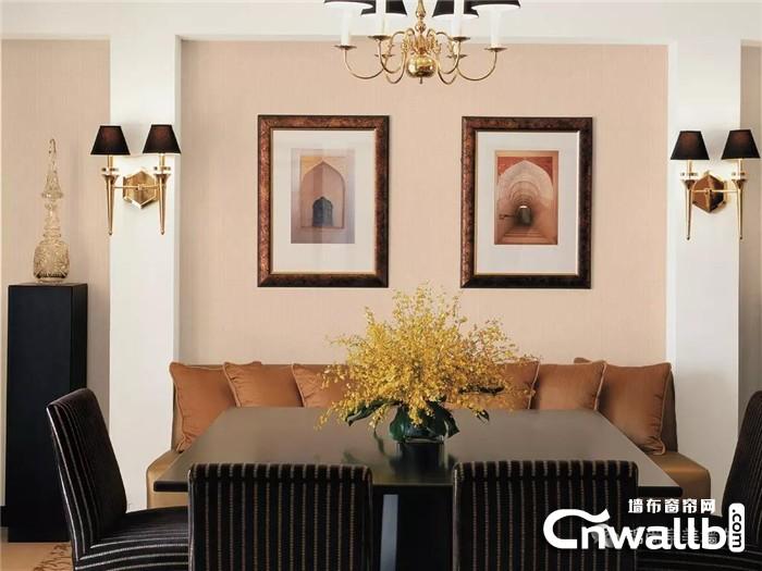 锦尚帛美墙布为你盘点墙布的优点!