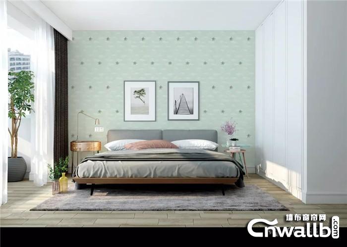 装修用低价墙布,还不如直接做传统装修...