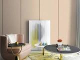 科布斯墙布结合金属元素演绎不一样的家装风格!