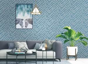特普丽墙纸简悦系列北欧风格墙纸装修效果图