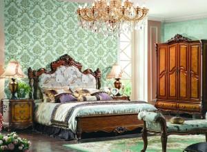 圣泰隆提花系列墙布装修效果图