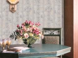 雅诗澜美式提花墙布