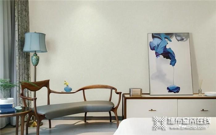锦尚帛美墙布,可以净化空气的墙布,给你一个健康舒适的家居环境
